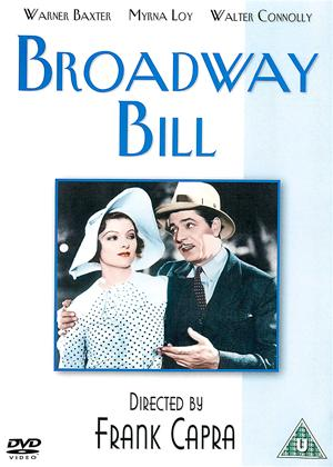 Broadway Bill Online DVD Rental