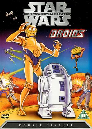Rent Star Wars: Droids Animated Adventures Online DVD Rental