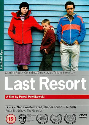 Last Resort Online DVD Rental