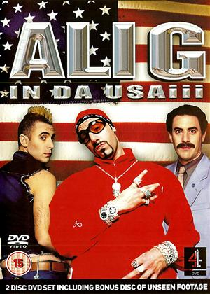 Rent Ali G: In Da USAiii Online DVD Rental