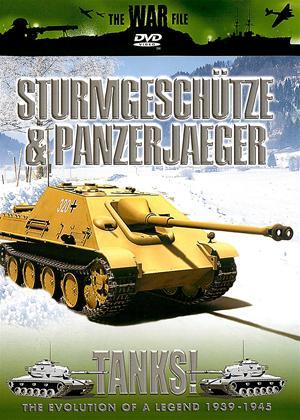 Rent Tanks!: Sturmgeschutze and Panzerjaeger Online DVD Rental