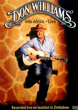 Don William: Into Africa Live Online DVD Rental