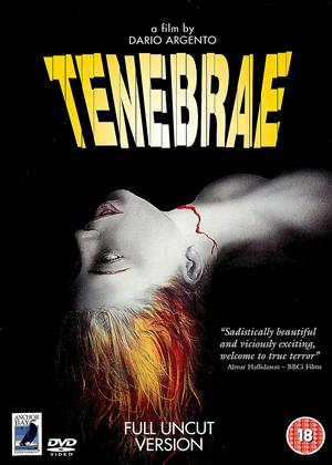 Rent Tenebrae (aka Unsane) Online DVD Rental