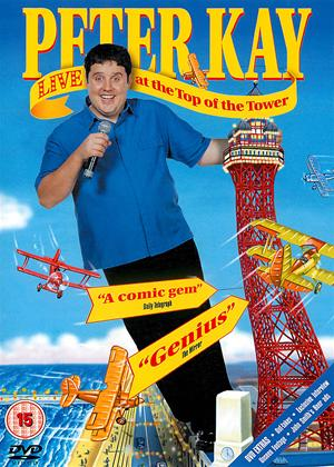 Peter Kay: Live at the Top of the Tower Online DVD Rental