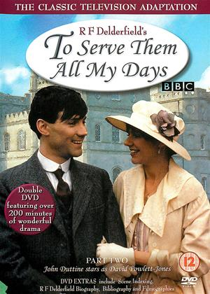 To Serve Them All My Days: Vol.2 Online DVD Rental