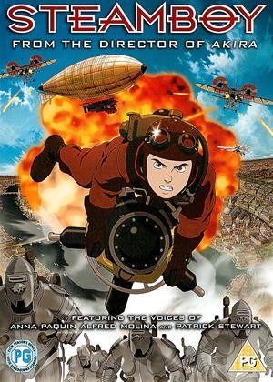 Rent Steamboy (aka Suchîmubôi) Online DVD Rental