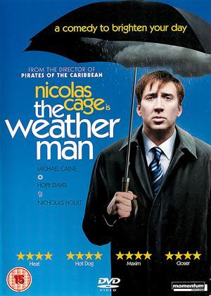 Rent The Weather Man Online DVD Rental