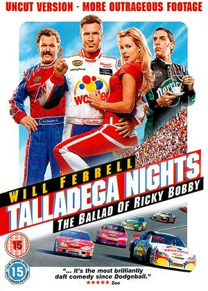 Talladega Nights: The Ballad of Ricky Bobby Online DVD Rental
