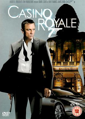 Rent James Bond: Casino Royale Online DVD Rental