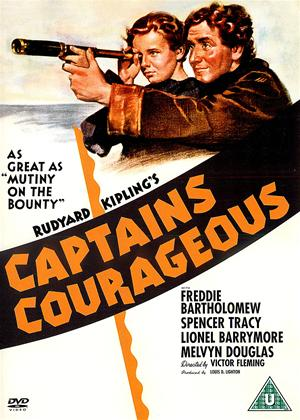 Captains Courageous Online DVD Rental