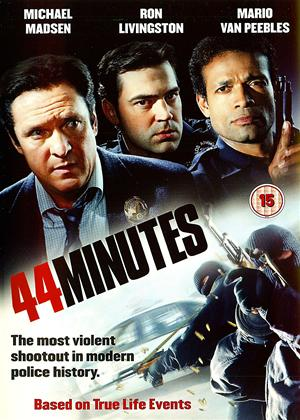 Rent 44 Minutes: The North Hollywood Shoot-out Online DVD Rental