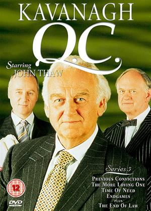 Kavanagh QC: Series 5 Online DVD Rental