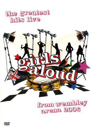 Rent Girls Aloud: Live at Wembley 2006 Online DVD Rental