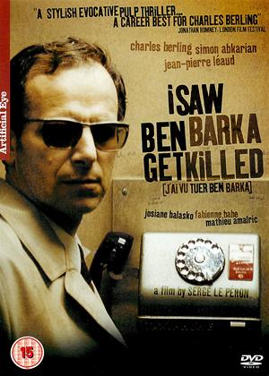 I Saw Ben Barka Get Killed Online DVD Rental