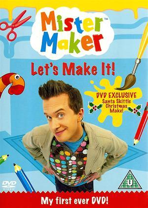 Mister Maker: Let's Make It Online DVD Rental