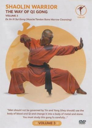 Rent Shaolin Warrior: The Way of Qi Gong: Vol.3 Online DVD Rental
