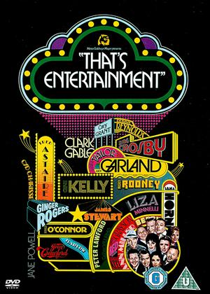 That's Entertainment Online DVD Rental