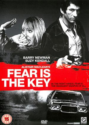 Fear is the Key Online DVD Rental