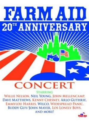 Rent Farm Aid 20th Anniversary Concert Online DVD Rental
