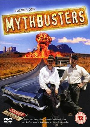 Rent MythBusters: Vol.1 Online DVD Rental