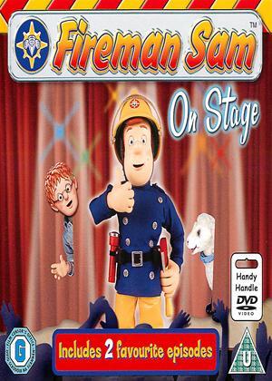 Fireman Sam: On Stage Online DVD Rental