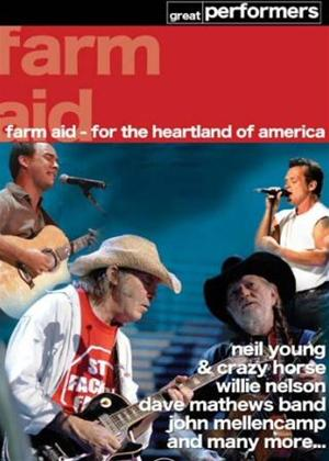 Rent Farm Aid: For the Heartland Online DVD Rental