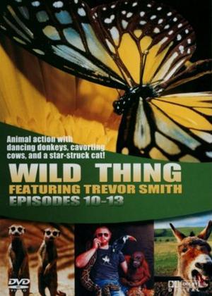 Rent Trevor Smith: Wild Thing Online DVD Rental