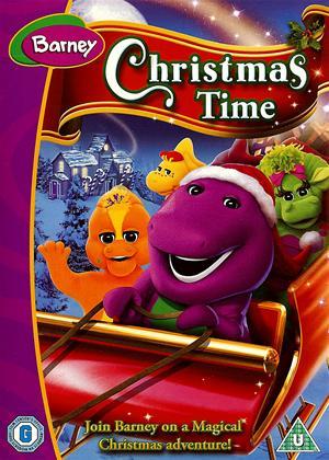 Barney: Barney's Christmas Time Online DVD Rental