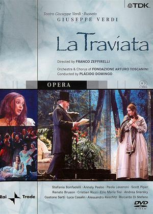 Verdi: La Traviata: Zeffirelli Online DVD Rental