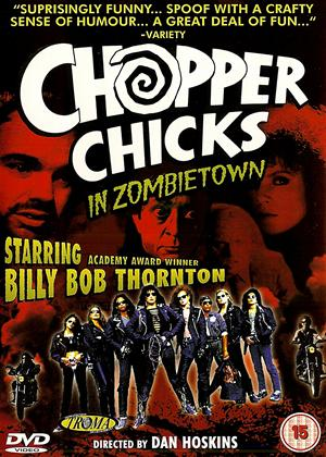 Chopper Chicks in Zombietown Online DVD Rental