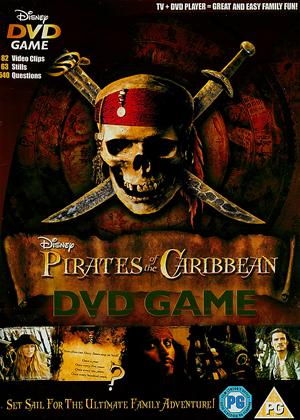 Pirates of The Caribbean: The Interactive Online DVD Rental