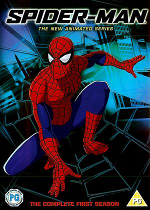 Spider-Man: The New Animated Series: Series 1 Online DVD Rental