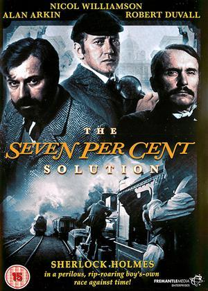 Rent The Seven Per Cent Solution Online DVD Rental