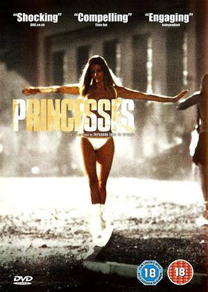 Princesses Online DVD Rental