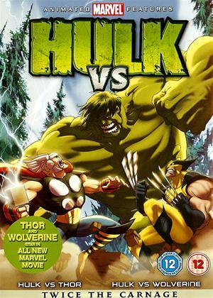 Hulk Vs Wolverine / Vs Thor Online DVD Rental