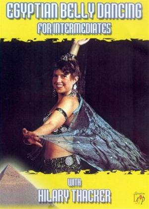 Rent Egyptian Belly Dancing for Intermediates with Hilary Thacker Online DVD Rental