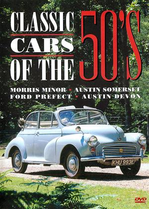 Rent Classic Cars of the 50's Online DVD Rental