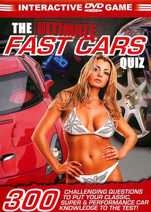 The Ultimate Fast Cars Quiz Online DVD Rental