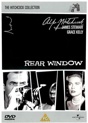 Rear Window Online DVD Rental
