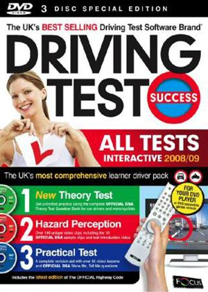 Driving Test Success: All Tests Interactive 2007/08 Online DVD Rental