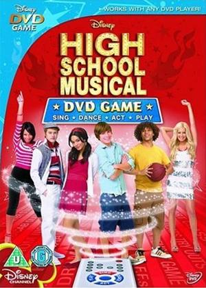 Rent High School Musical: DVD Game Online DVD Rental