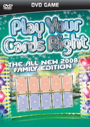 Play Your Cards Right: All New 2008 Family Edition Online DVD Rental