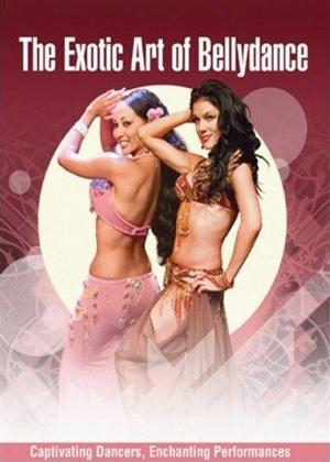 Rent The Exotic Art of Bellydance Online DVD Rental