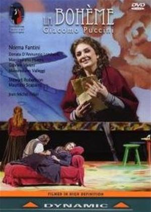 Puccini: La Boheme Online DVD Rental