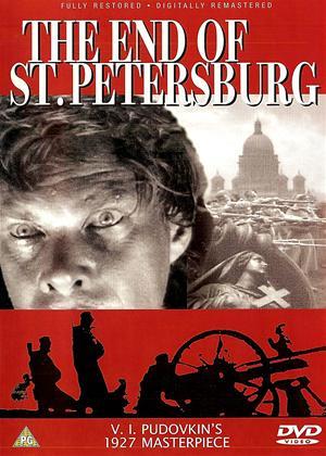 Rent The End of St. Petersburg (aka Konets Sankt-Peterburga) Online DVD Rental