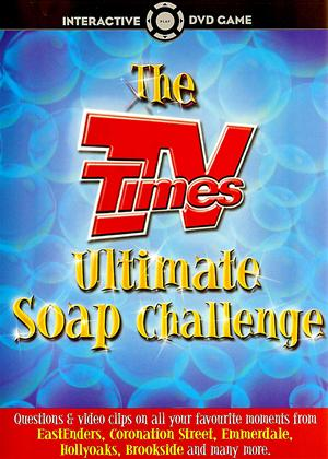 TV Times: Ultimate Soap Challenge Interactive Online DVD Rental