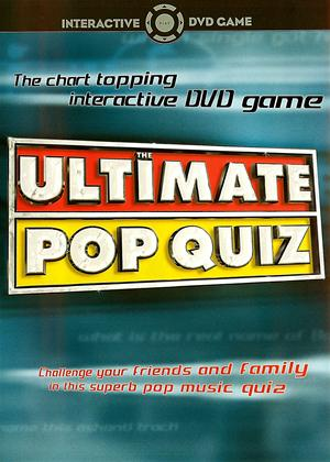 Ultimate Pop Quiz: Interactive Online DVD Rental