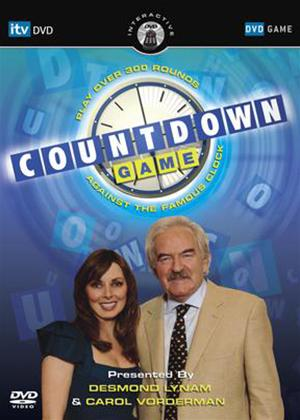 Countdown Quiz Online DVD Rental