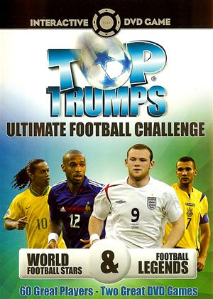 Top Trumps Interactive Quiz Online DVD Rental