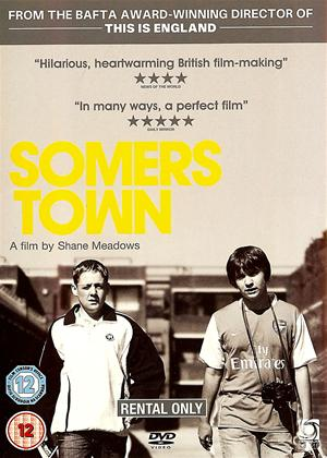 Rent Somers Town Online DVD Rental